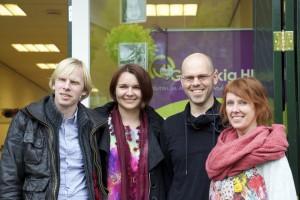 Uitwisselingsbezoek experts hoogbegaafdheid Noorwegen